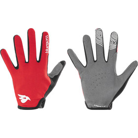 bluegrass Magnete Lite Guantes, red/white